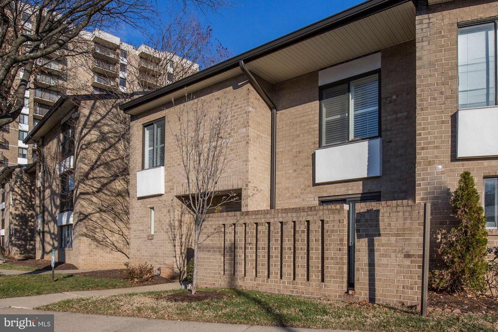 Exterior (Front) - 126 MONROE ST #126, ROCKVILLE