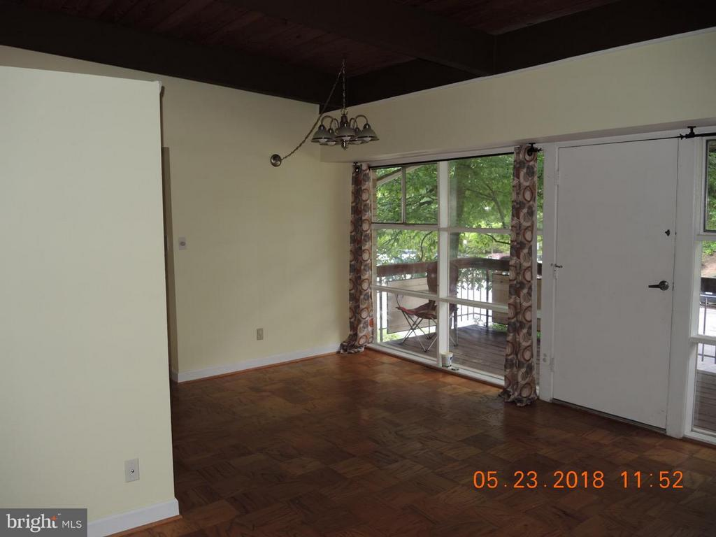 Dining Room - 7705 DONNYBROOK CT #204, ANNANDALE