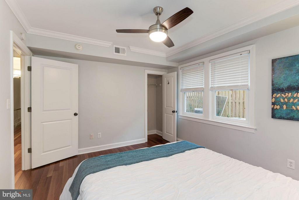 Bedroom (Master) - 718 S WASHINGTON ST #103, ALEXANDRIA