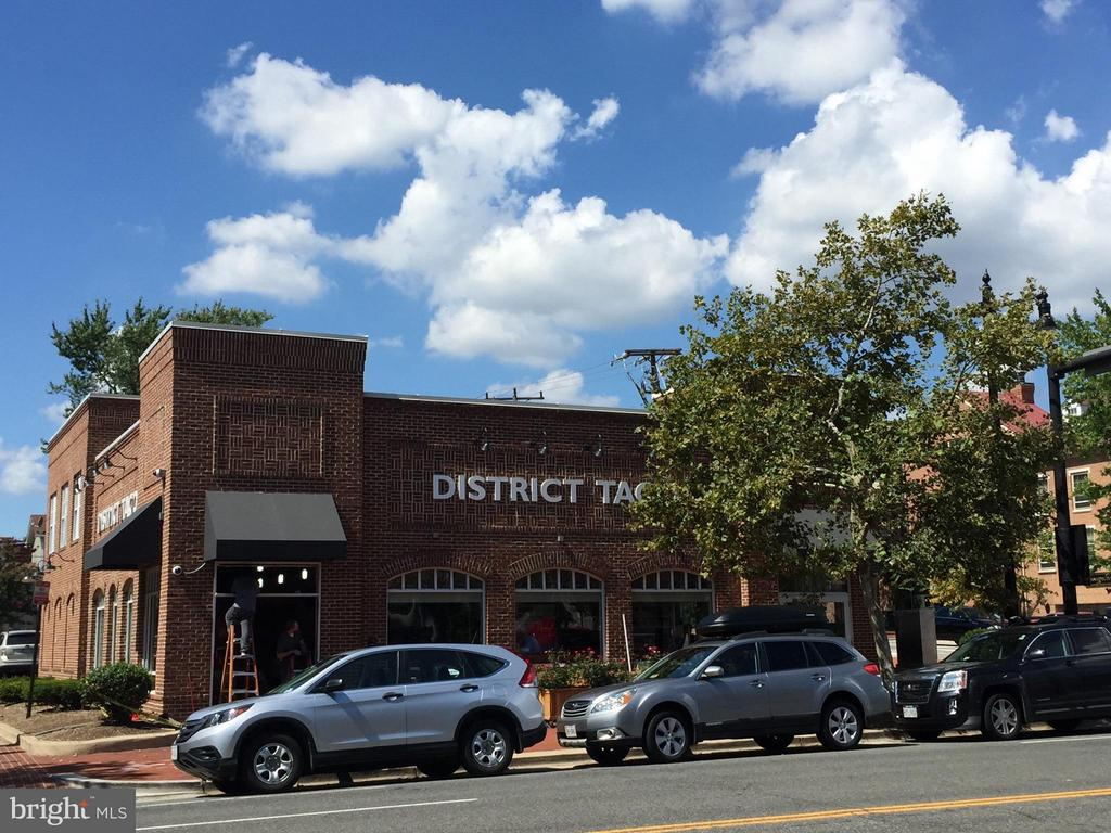District Taco across the street - 718 S WASHINGTON ST #103, ALEXANDRIA