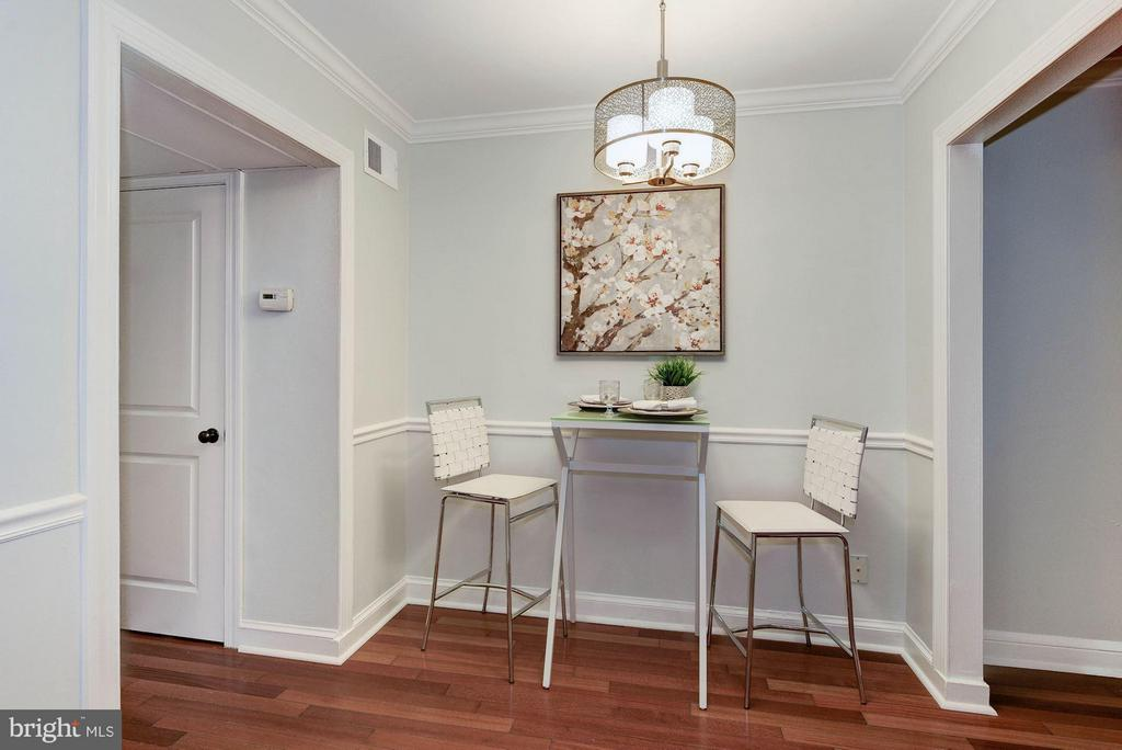 Dining Room - 718 S WASHINGTON ST #103, ALEXANDRIA