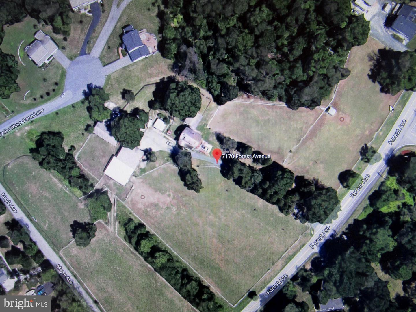 Farm for Sale at 7170 Forest Avenue 7170 Forest Avenue Hanover, Maryland 21076 United States
