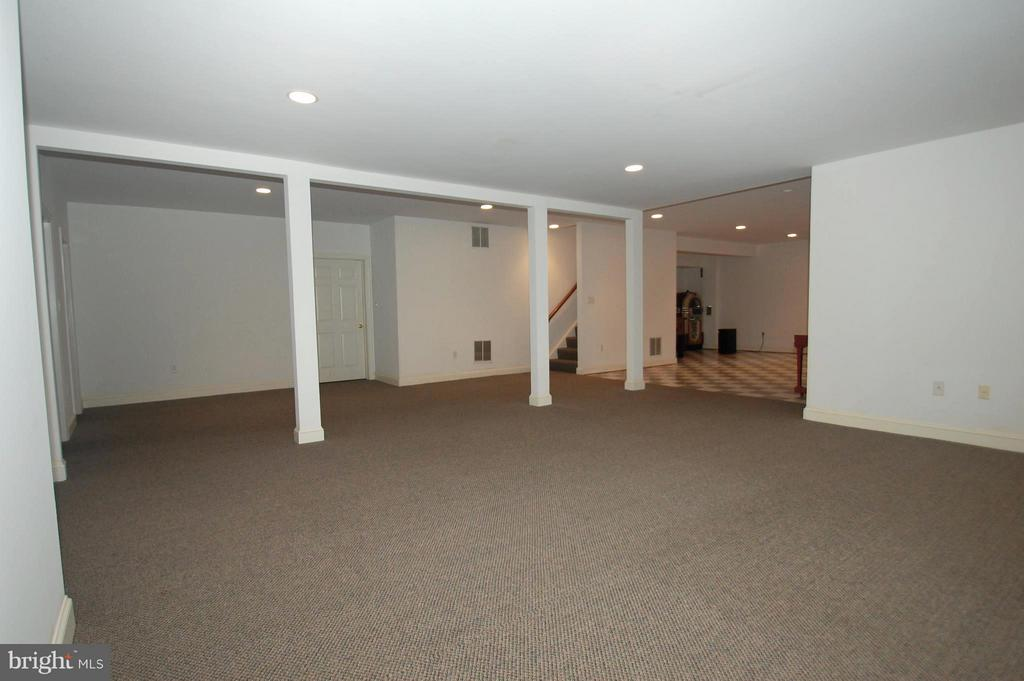 Recreation Room - 4853 ROCK SPRING RD, ARLINGTON