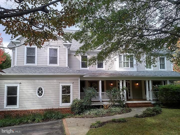 Exterior (Front) - 4853 ROCK SPRING RD, ARLINGTON