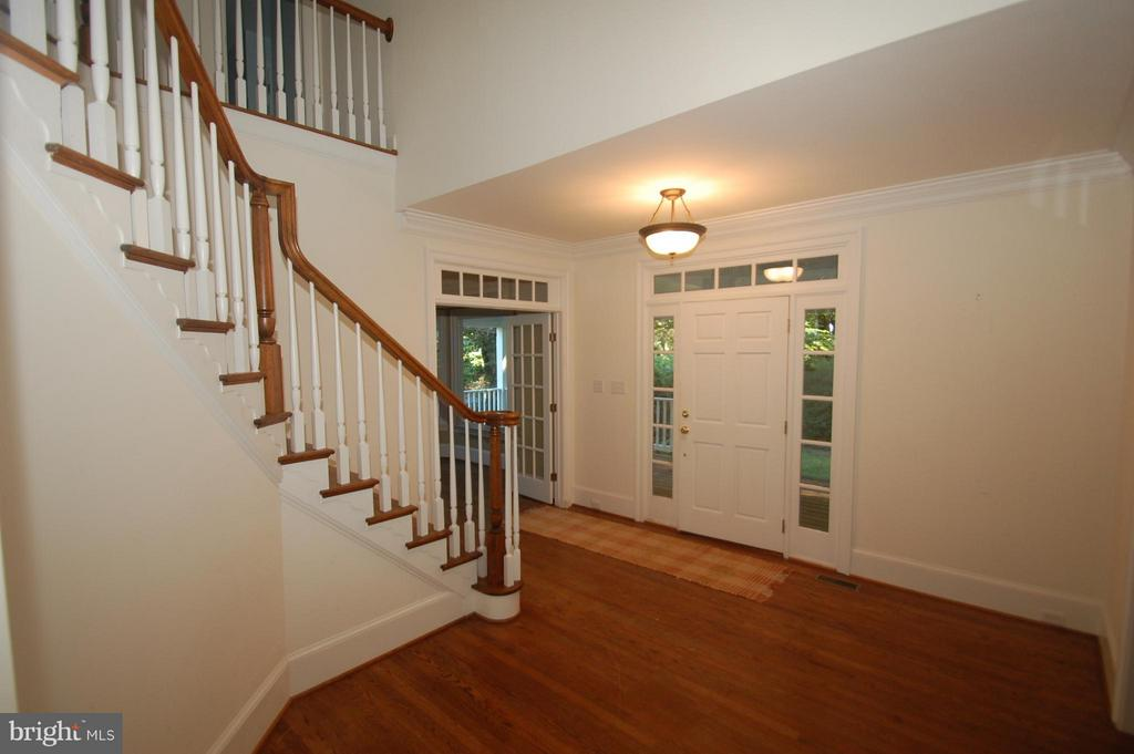 Foyer - 4853 ROCK SPRING RD, ARLINGTON