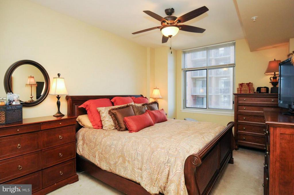 Bedroom - 11990 MARKET ST #1117, RESTON