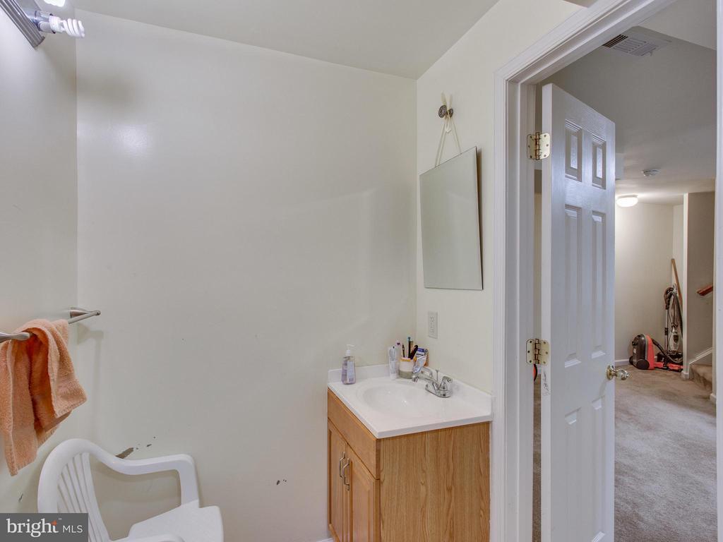 Basement Bath - 1518 MISSISSIPPI AVE SE, WASHINGTON