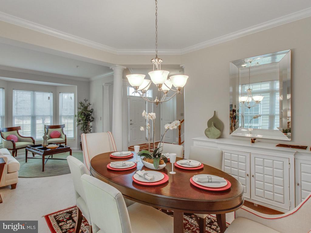 Dining Room - 1518 MISSISSIPPI AVE SE, WASHINGTON