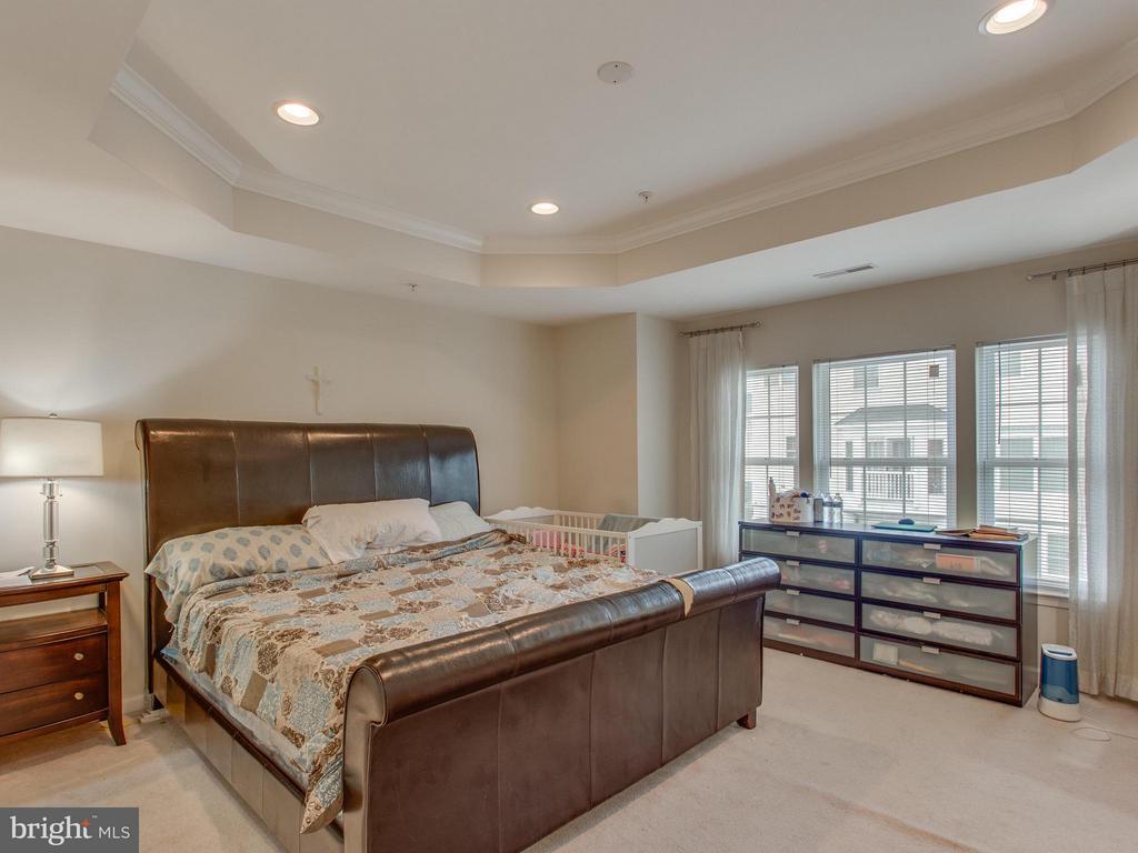 Bedroom (Master) - 1518 MISSISSIPPI AVE SE, WASHINGTON