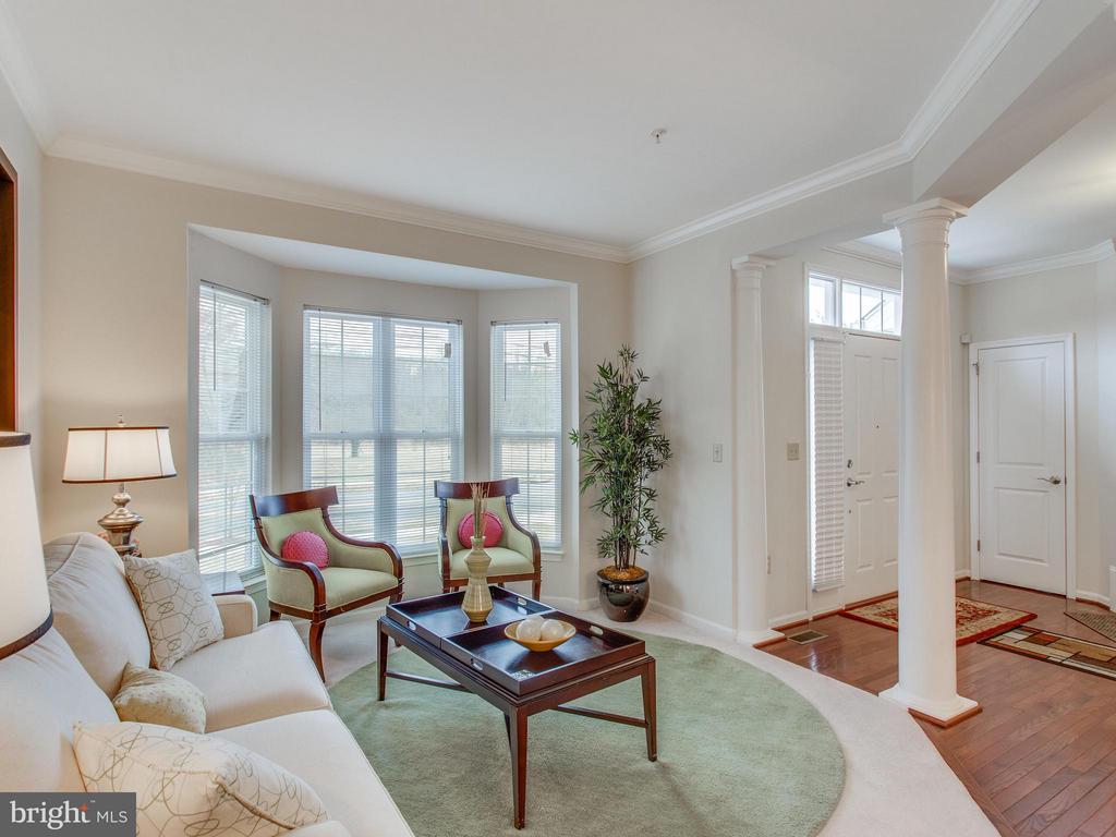 Living Room - 1518 MISSISSIPPI AVE SE, WASHINGTON
