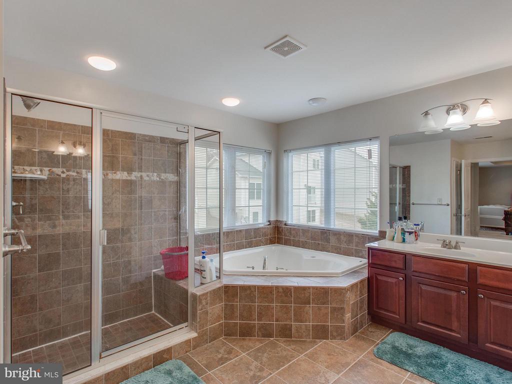 Bath (Master) - 1518 MISSISSIPPI AVE SE, WASHINGTON