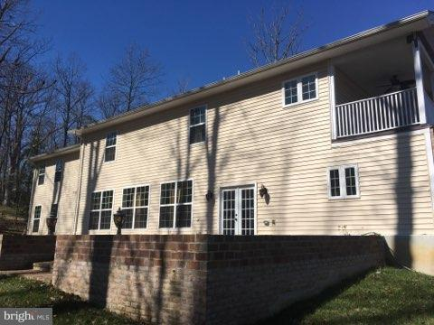 Exterior (Rear) - 3209 SHOREVIEW RD, TRIANGLE
