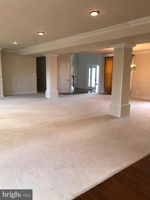 Basement - 3209 SHOREVIEW RD, TRIANGLE