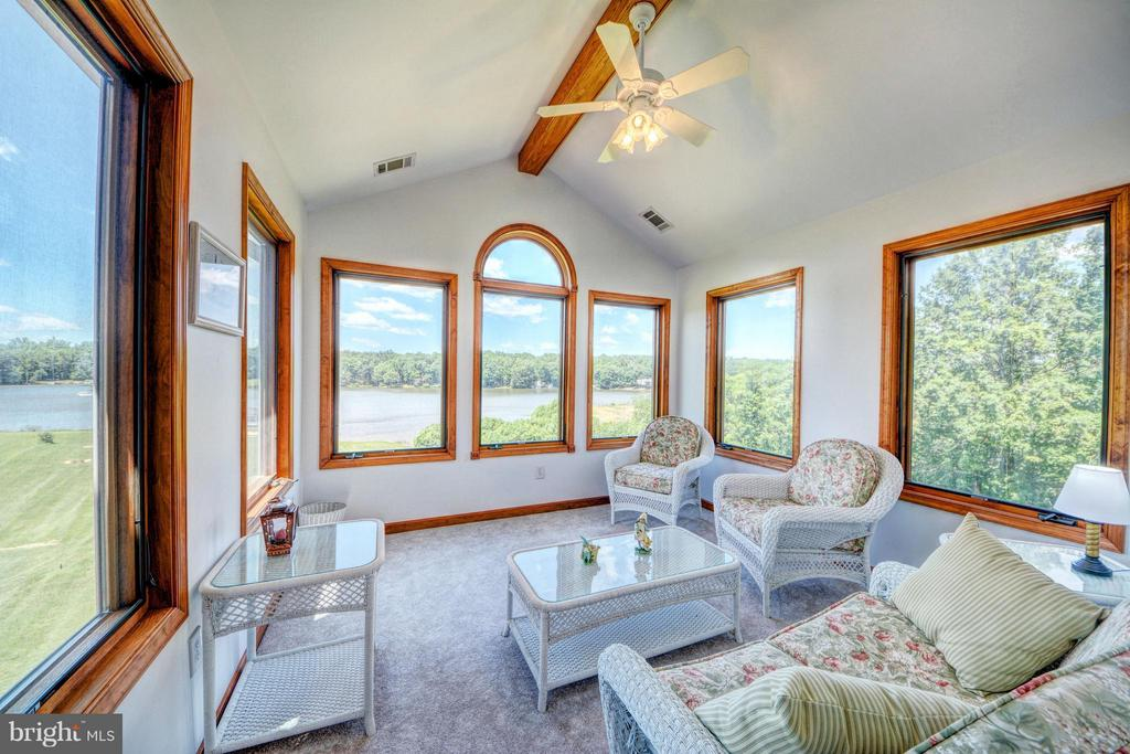 Sun Room with Incredible Views - 7480 DON RD, MINERAL