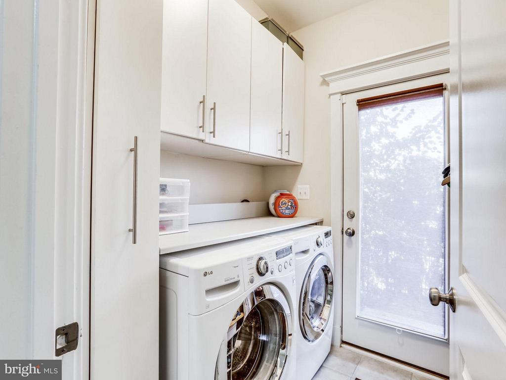 Laundry Room - 2203 19TH CT N, ARLINGTON