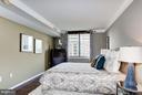 Master Bedroom - 11710 OLD GEORGETOWN RD #1127, NORTH BETHESDA