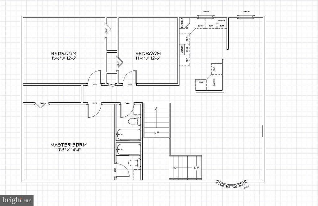 layout - 1240 TITANIA LN, MCLEAN