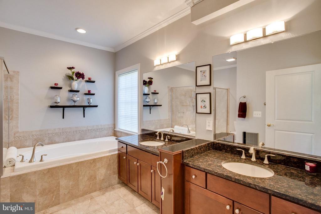 Bath (Master) - 9413 BRAMBLY LN, ALEXANDRIA