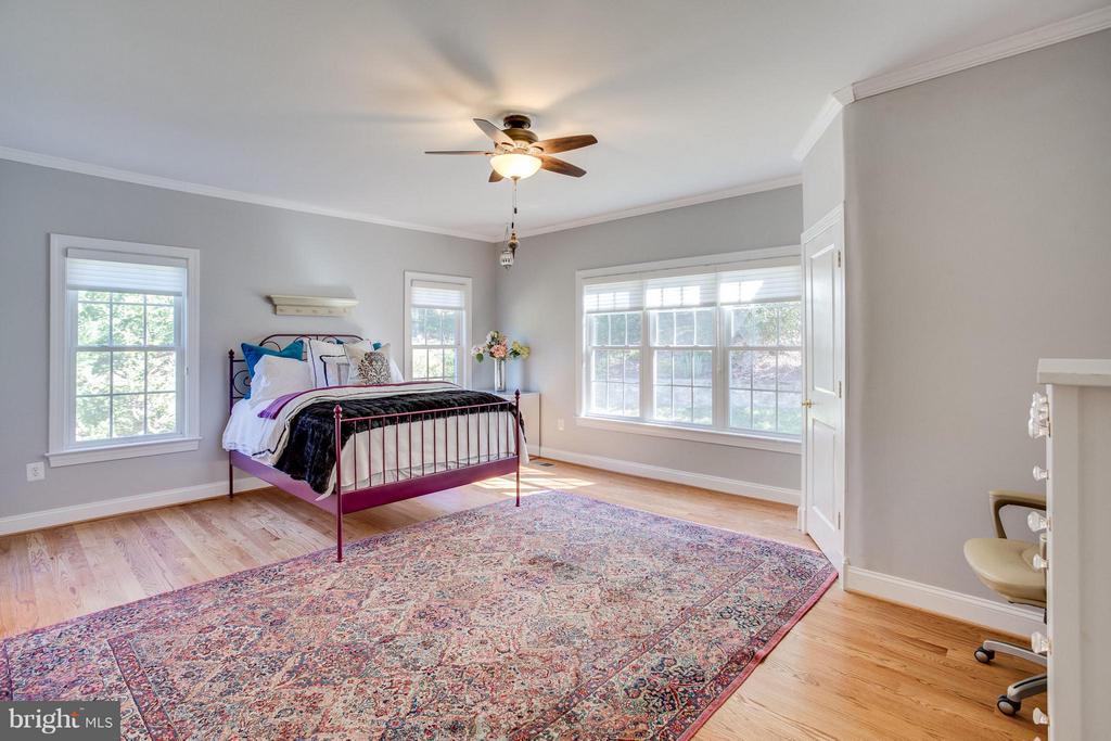 Bedroom (Master) - 9413 BRAMBLY LN, ALEXANDRIA