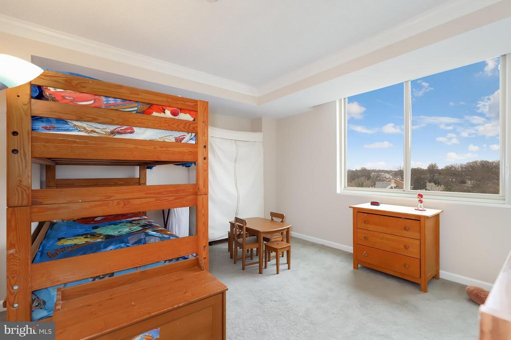 Bedroom - 1515 ARLINGTON RIDGE RD #702, ARLINGTON