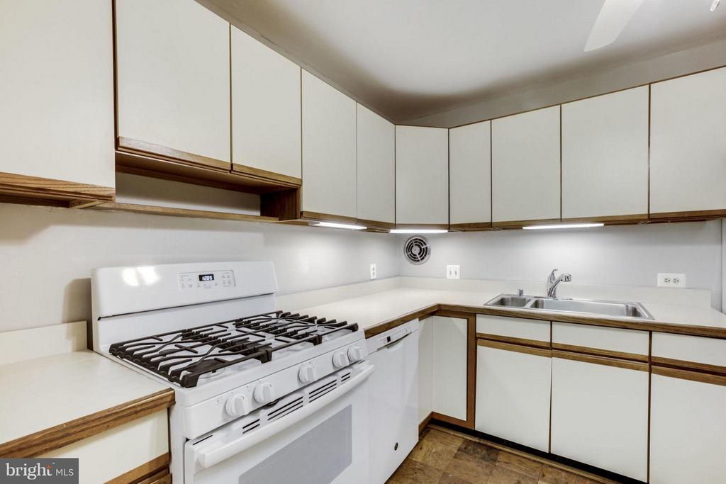 New Gas Stove and Dishwasher! - 5041 7TH RD S #102, ARLINGTON