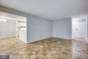 Easy Maintenance Parquet Flooring - 5041 7TH RD S #102, ARLINGTON