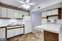 Kitchen - 5041 7TH RD S #102, ARLINGTON