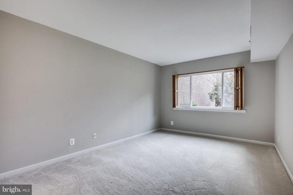 The Master Bedroom offers New Carpet - 5041 7TH RD S #102, ARLINGTON