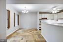 Separate Dining Room w/space for a Large Table - 5041 7TH RD S #102, ARLINGTON