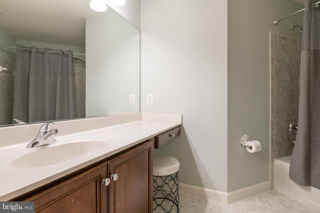 Private Bath for Bedroom Two - 3013 ROSE CREEK CT, OAKTON