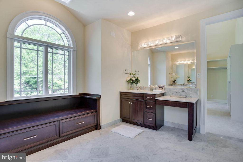 Bath (Master) - 8735 BROOK RD, MCLEAN