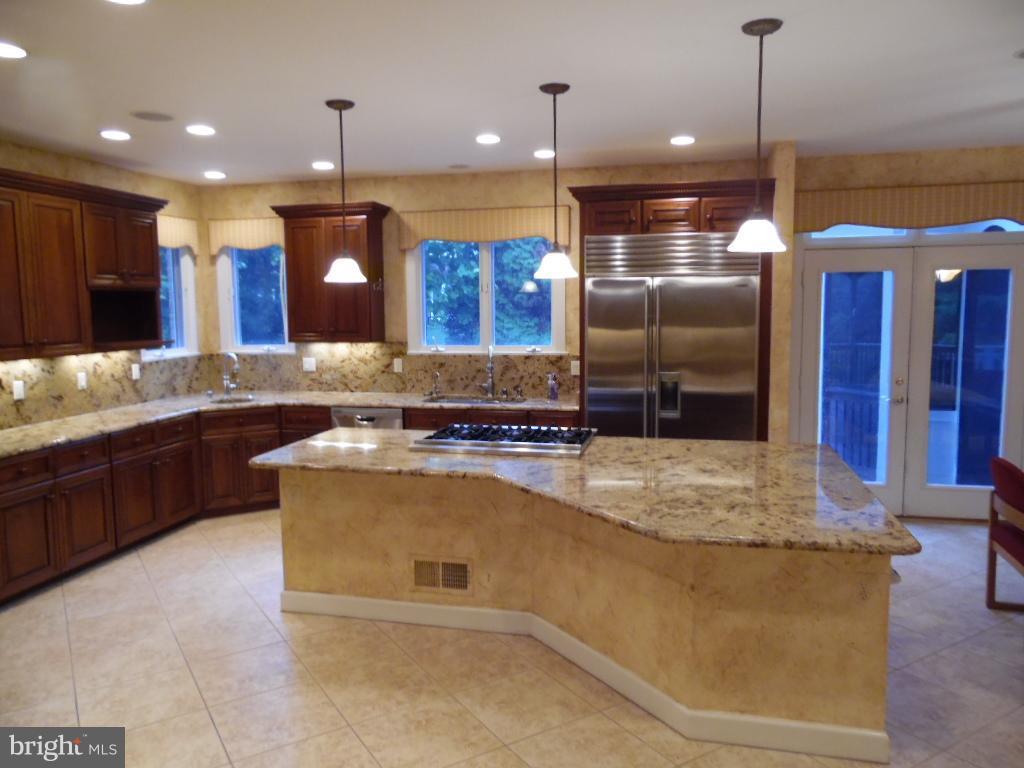 Kitchen - 23077 OGLETHORPE CT, ASHBURN