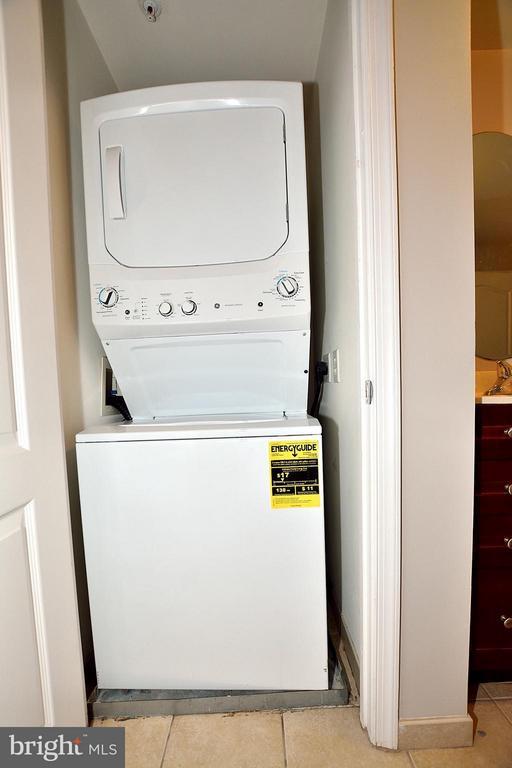 Laundry - 1111 11TH ST NW #607, WASHINGTON