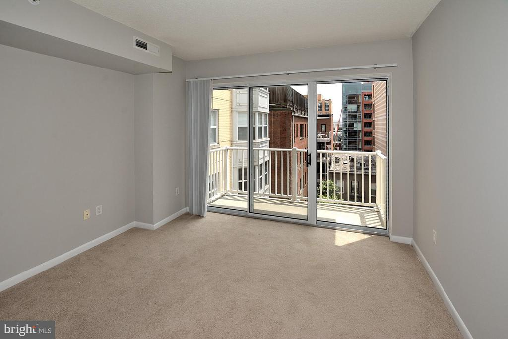 Bedroom (Master) - 1111 11TH ST NW #607, WASHINGTON
