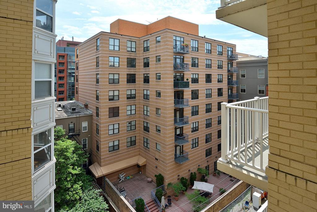 View - 1111 11TH ST NW #607, WASHINGTON