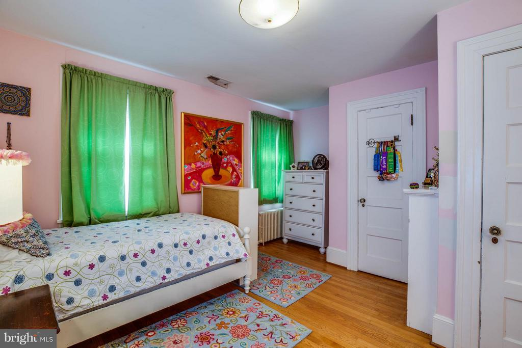 Bedroom #2 - 1107 KENMORE AVE, FREDERICKSBURG