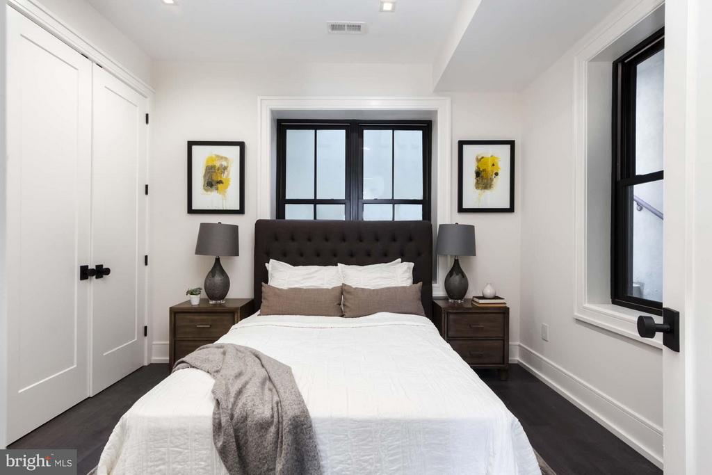 Bedroom - 727 EUCLID ST NW #UNIT A, WASHINGTON