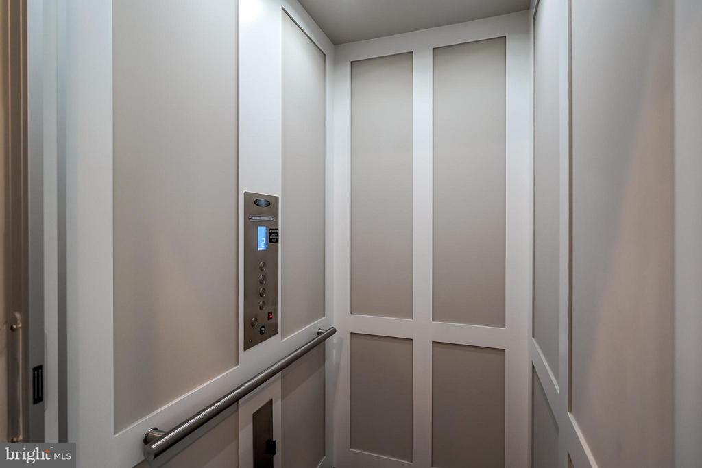Elevator to All 4 Floors - 44661 BRUSHTON TER, ASHBURN