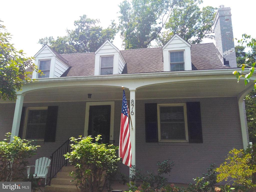 Exterior (Front) - 876 N KENSINGTON ST, ARLINGTON