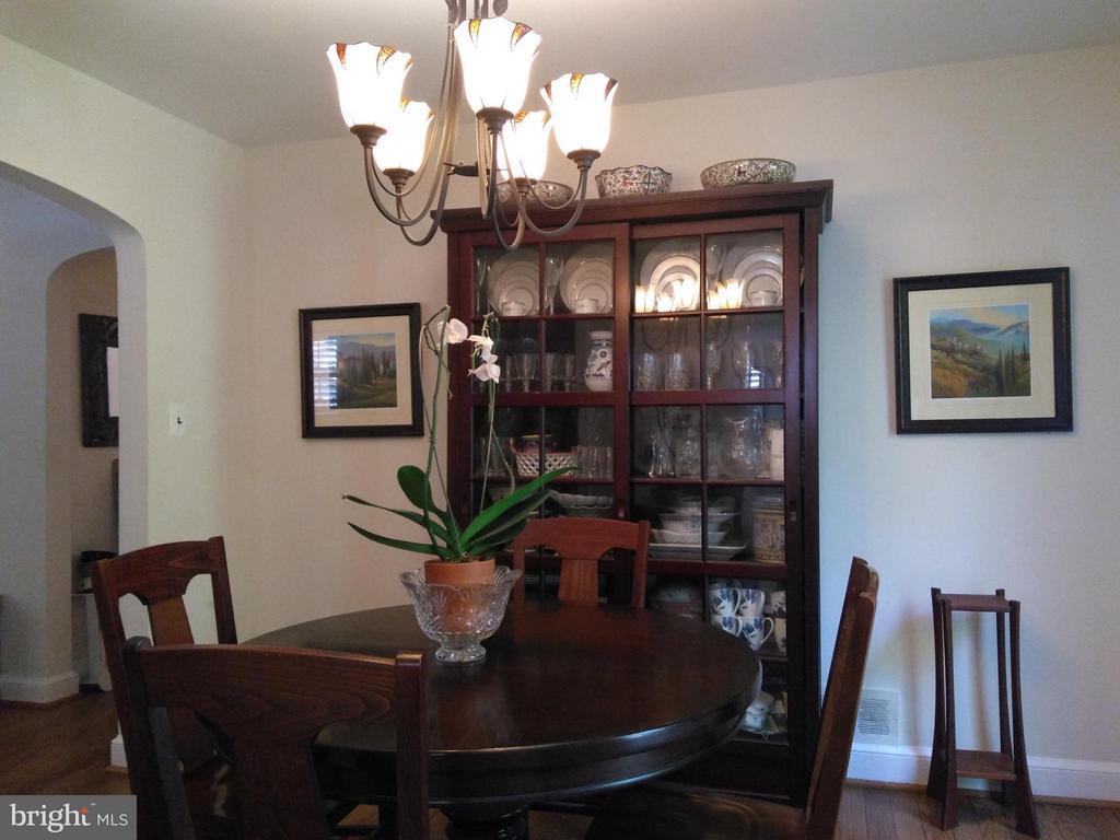 Dining Room - 876 N KENSINGTON ST, ARLINGTON