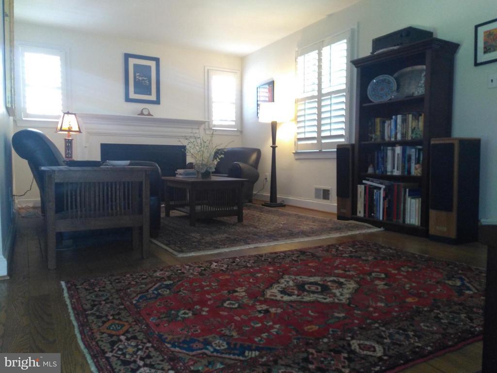 Family Room - 876 N KENSINGTON ST, ARLINGTON