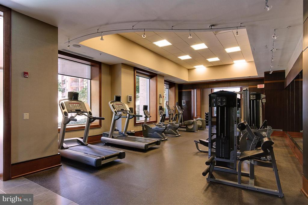 Community Fitness Center - 11990 MARKET ST #1801, RESTON