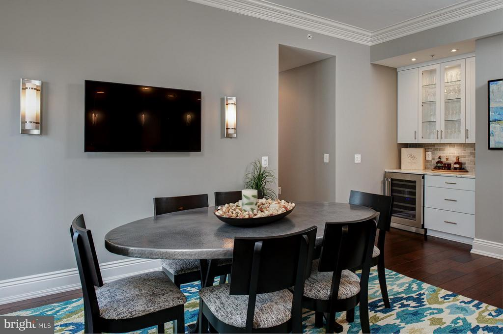 Family Room or Dining Room - 11990 MARKET ST #1801, RESTON