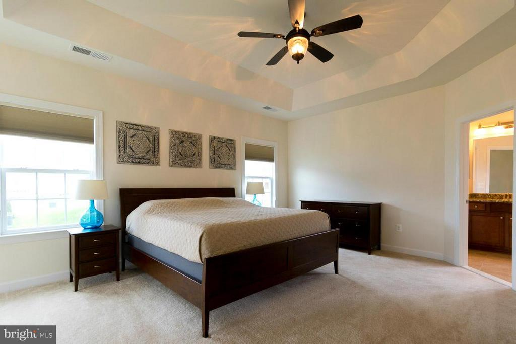 Bedroom (Master) - 15111 BARNES EDGE CT, WOODBRIDGE
