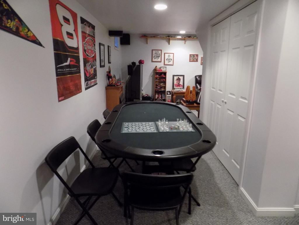 Play cards in the Basement, or shoot darts - 10285 REDBUD RD, UNIONVILLE