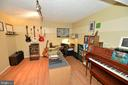 Bonus Room Perfect for Office or as Guest Room - 39 CONIFER CT, HARPERS FERRY
