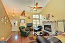 Stunning Two Story Living Room - 39 CONIFER CT, HARPERS FERRY