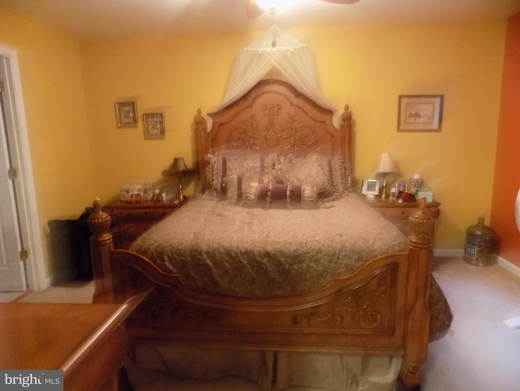 Master Bedroom with plenty of room - 10285 REDBUD RD, UNIONVILLE