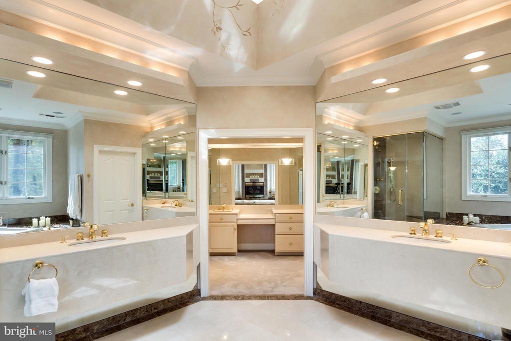 Bath (Master) - 1031 TOWLSTON RD, MCLEAN