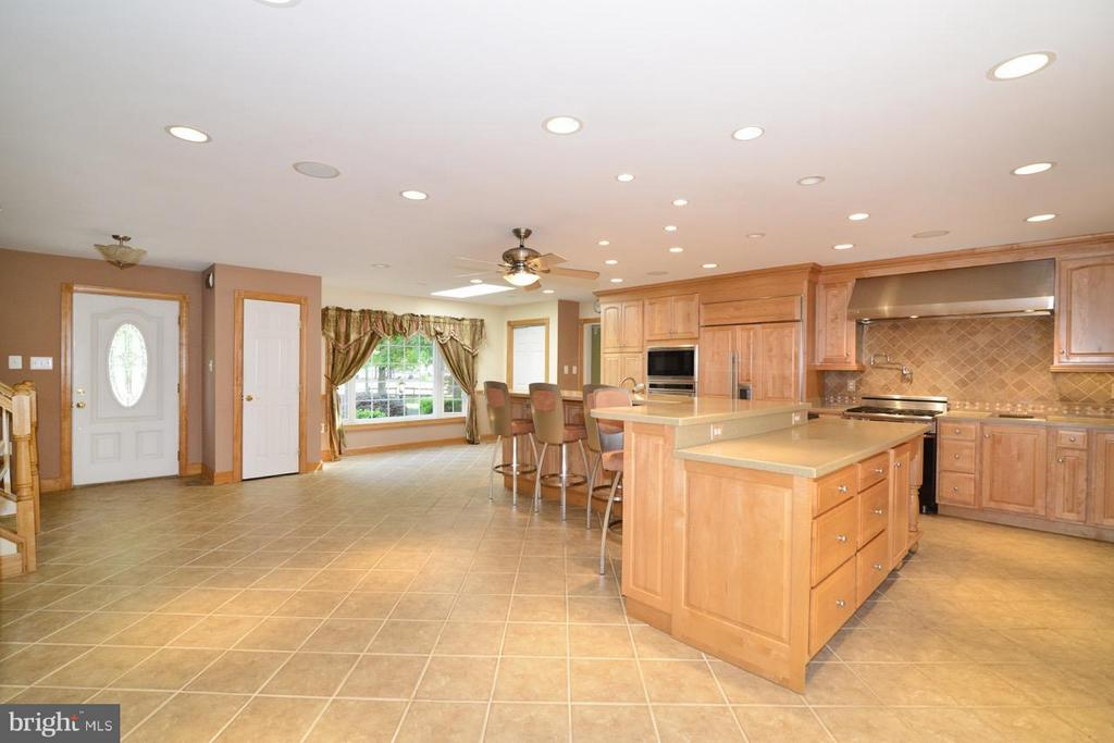 Kitchen - 514 DRY MILL RD SW, LEESBURG